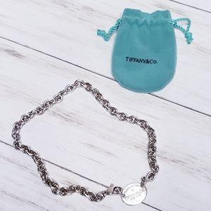 Tiffany & Co. Choker Neckless